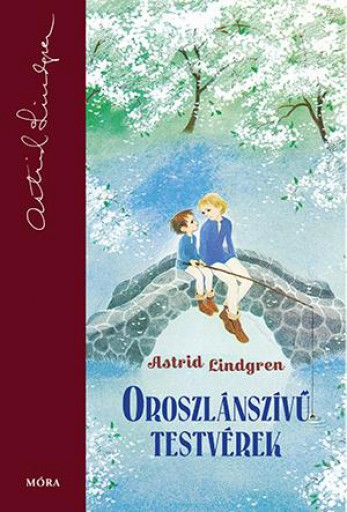 OROSZLÁNSZÍVŰ TESTVÉREK - Ekönyv - LINDGREN, ASTRID