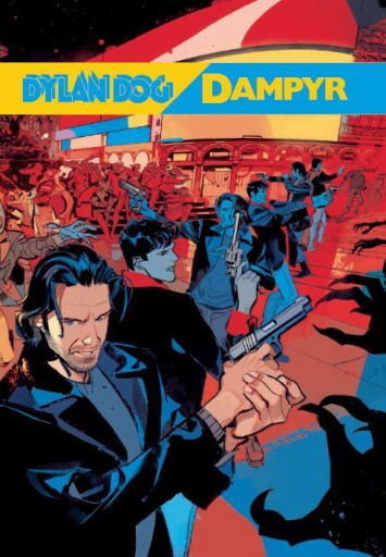 DYLAN DOG - DAMPYR - Ekönyv - RECCHIONI,GUALTIERI