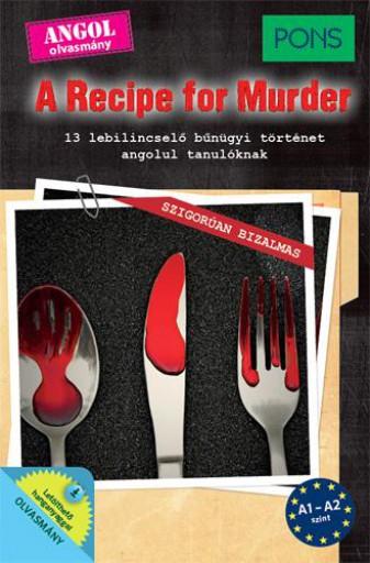 A RECIPE FOR MURDER - PONS - Ekönyv - BUTLER, DOMINIC
