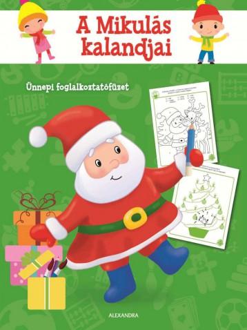 A MIKULÁS KALANDJAI - Ekönyv - ALEXANDRA KIADÓ