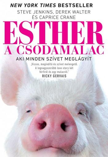 ESTHER, A CSODAMALAC - Ekönyv - JENKINS, STEVE - WALTER, DEREK