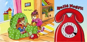HALLÓ NAGYI! - Ekönyv - PRO JUNIOR