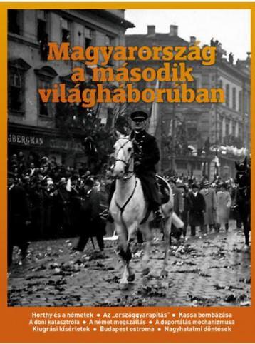 MAGYARORSZÁG A MÁSODIK VILÁGHÁBORÚBAN - Ekönyv - VENTUS LIBRO KIADÓ