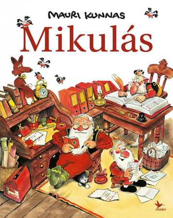 MIKULÁS - Ekönyv - KUNNAS, MAURI