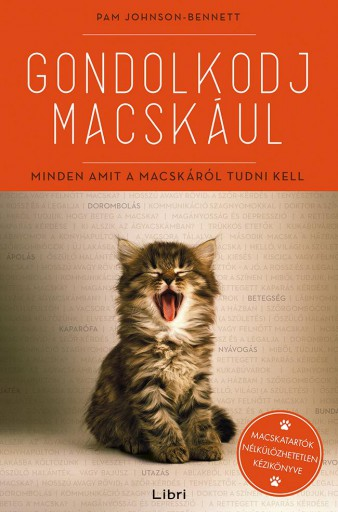 Gondolkodj macskául  - Ekönyv - Pam Johnson-Bennett