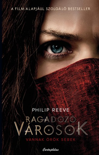 RAGADOZÓ VÁROSOK - Ekönyv - REEVE, PHILIP