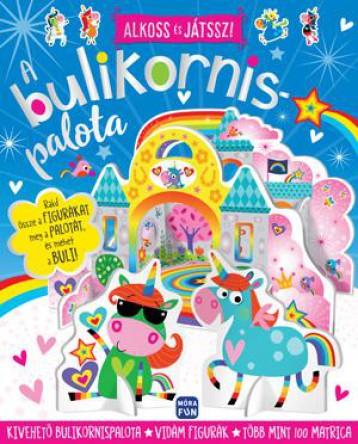 A BULIKORNIS PALOTA - Ekönyv - MÓRA KÖNYVKIADÓ