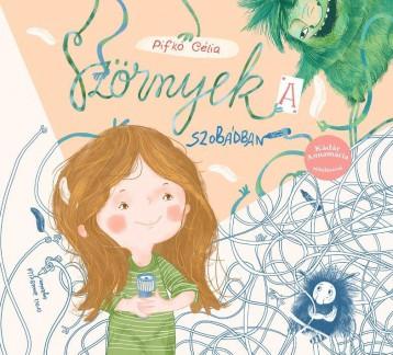 SZÖRNYEK A SZOBÁDBAN - Ekönyv - PIFKÓ CÉLIA