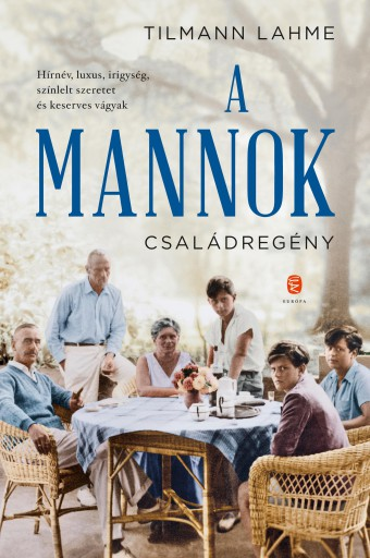 A MANNOK - CSALÁDREGÉNY - Ekönyv - LAHME, TILMANN
