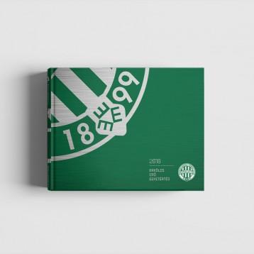 FTC ÉVKÖNYV 2018 - Ekönyv - FERENCVÁROSI TORNA CLUB