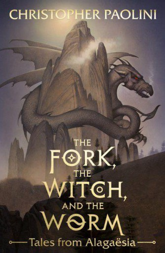 THE FORK, THE WITCH AND THE WORM - Ekönyv - PAOLINI CHRISTOPHER