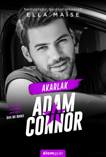 Akarlak, Adam Connor - Ebook - Ella Maise