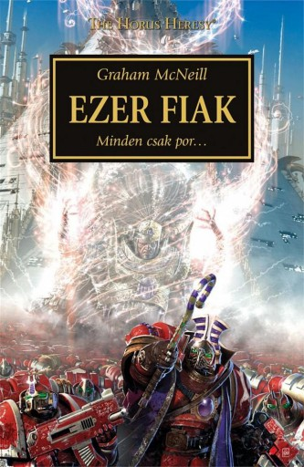 EZER FIAK - Ekönyv - MCNEILL, GRAHAM