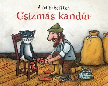 CSIZMÁS KANDÚR - Ekönyv - SCHEFFLER, AXEL