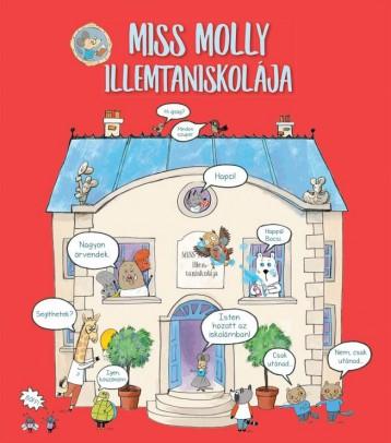MISS MOLLY ILLEMTANISKOLÁJA - Ekönyv - MACLAINE, JAMES