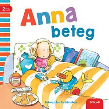 ANNA BETEG - Ekönyv - SCHWARZ, REGINA