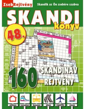 ZSEBREJTVÉNY SKANDI KÖNYV 48. - Ekönyv - CSOSCH KFT.