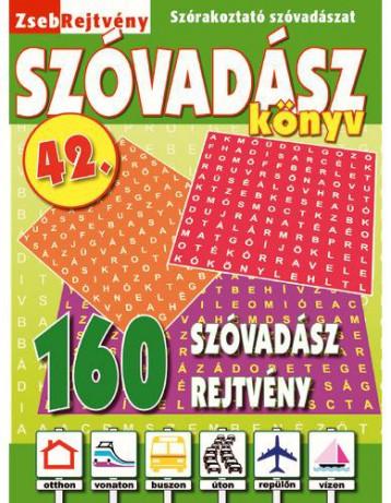 ZSEBREJTVÉNY SZÓVADÁSZ KÖNYV 42. - Ekönyv - CSOSCH KFT.