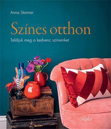 SZÍNES OTTHON - Ekönyv - STARMER, ANNA