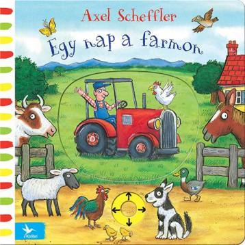 EGY NAP A FARMON - Ekönyv - SCHEFFLER, ALEX