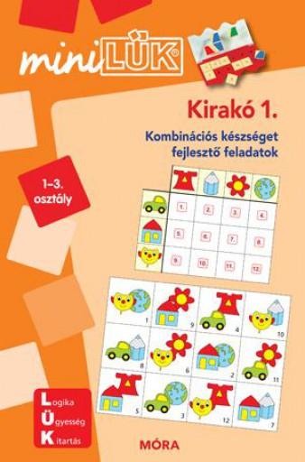 KIRAKÓ 1. - 1-3. OSZTÁLY - LDI-603 - Ebook - MÓRA KÖNYVKIADÓ