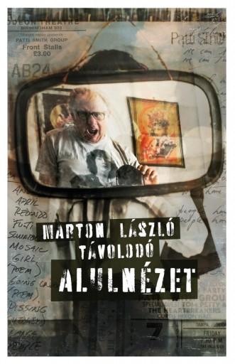 ALULNÉZET - Ekönyv - MARTON LÁSZLÓ TÁVOLODÓ