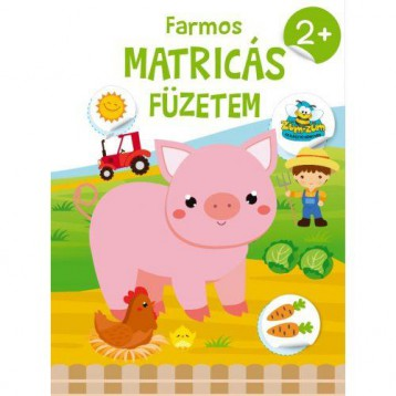 FARMOS MATRICÁS FÜZETEM - Ekönyv - SZALAY KÖNYVKIADÓ ÉS KERESKEDOHÁZ KFT.