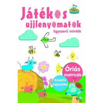 JÁTÉKOS UJJLENYOMATOK - Ekönyv - SZALAY KÖNYVKIADÓ ÉS KERESKEDOHÁZ KFT.