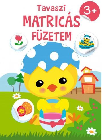 TAVASZI MATRICÁS FÜZETEM - Ekönyv - SZALAY KÖNYVKIADÓ ÉS KERESKEDOHÁZ KFT.