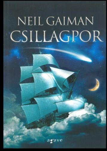 CSILLAGPOR - (2019) - Ekönyv - GAIMAN, NEIL