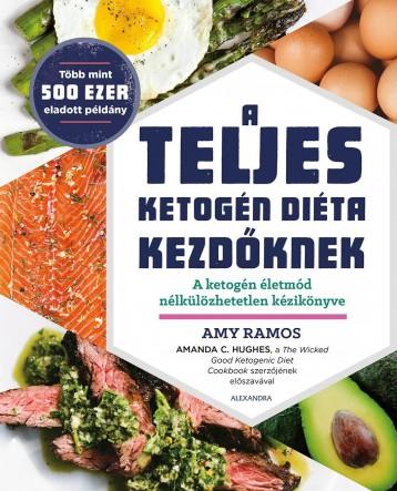 A TELJES KETOGÉN DIÉTA KEZDŐKNEK - Ebook - RAMOS, AMY