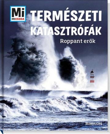TERMÉSZETI KATASZTRÓFÁK - ROPPANT ERŐK - Ekönyv - BAUER, MANFRED