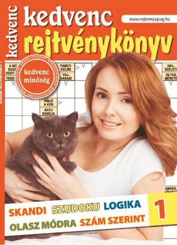 KEDVENC REJTVÉNYKÖNYV 1. - Ekönyv - CSOSCH KFT.