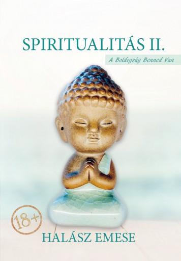 SPIRITUALITÁS II. - A BOLDOGSÁG BENNED VAN - Ekönyv - HALÁSZ EMESE