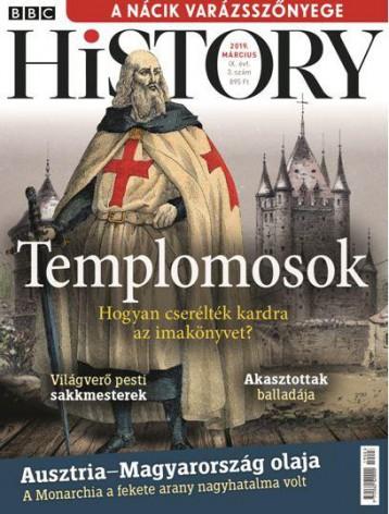 BBC HISTORY IX . ÉVF 3. SZÁM - 2019 MÁRCIUS - Ekönyv - VENTUS LIBRO KIADÓ