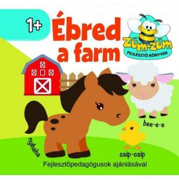 ÉBRED A FARM - Ekönyv - SZALAY KÖNYVKIADÓ ÉS KERESKEDOHÁZ KFT.
