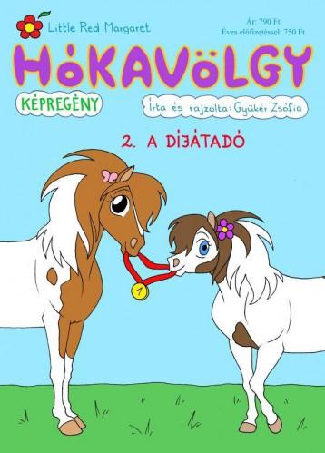HÓKAVÖLGY 2. - A DÍJÁTADÓ - Ekönyv - GYÜKÉR ZSÓFIA