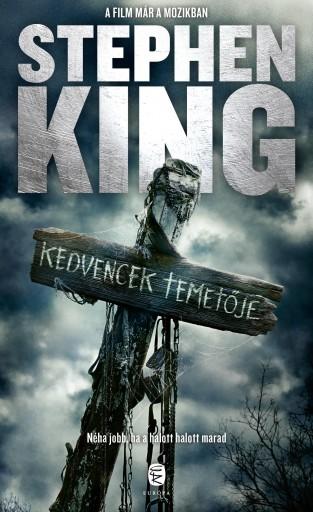 KEDVENCEK TEMETŐJE - Ekönyv - KING, STEPHEN
