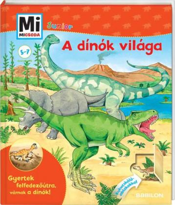 MI MICSODA JUNIOR - A DÍNÓK VILÁGA 30. - Ekönyv - OFTRING, BÄRBEK
