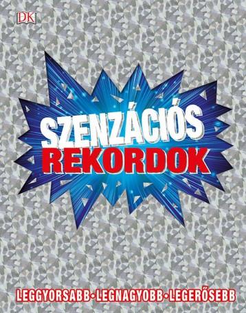 SZENZÁCIÓS REKORDOK - Ebook - HVG KÖNYVEK
