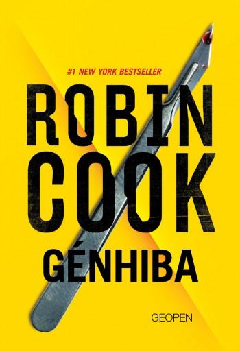 GÉNHIBA - Ekönyv - COOK, ROBIN