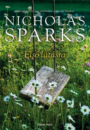 Első látásra - FŰZÖTT - Ekönyv - Nicholas Sparks