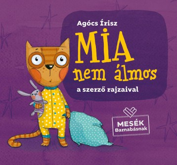 MIA NEM ÁLMOS - Ekönyv - AGÓCS ÍRISZ