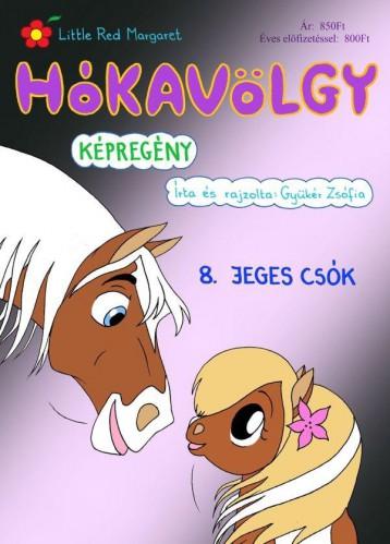 HÓKAVÖLGY 8. - JEGES CSÓK - Ekönyv - GYÜKÉR ZSÓFIA