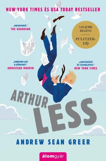 Arthur Less - Ekönyv - Andrew Sean Greer