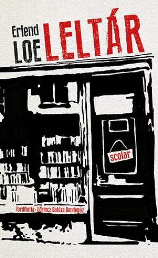 LELTÁR - Ekönyv - LOE, ERLEND