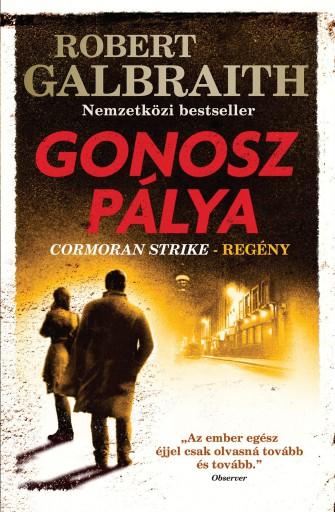 GONOSZ PÁLYA - ÚJ - Ekönyv - GALBRAITH, ROBERT
