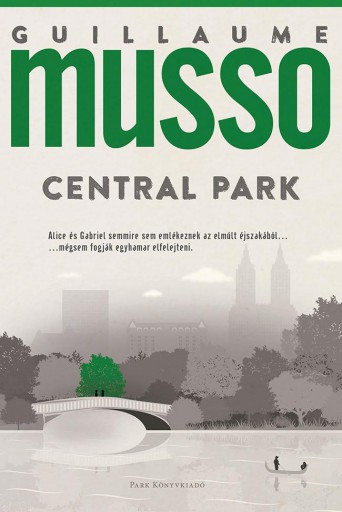 Central Park - Ekönyv - Guillaume Musso