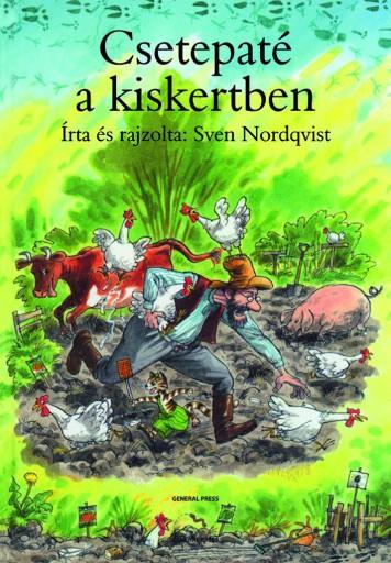 CSETEPATÉ A KISKERTBEN (2019) - Ekönyv - NORDQVIST, SVEN