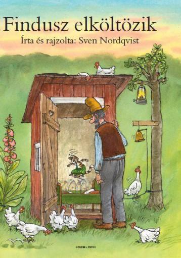FINDUSZ ELKÖLTÖZIK (2019) - Ekönyv - NORDQVIST, SVEN